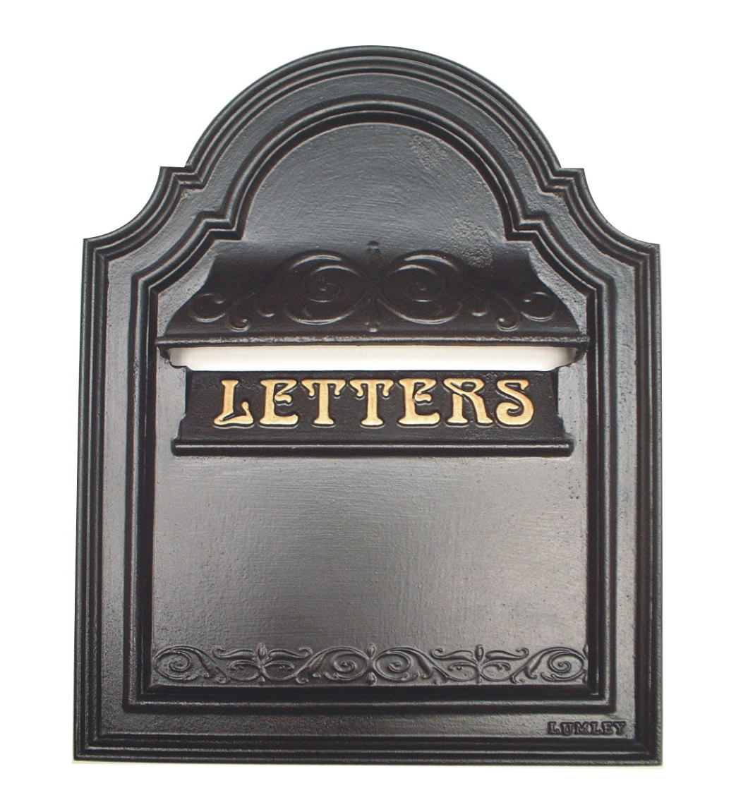 letter in the mail