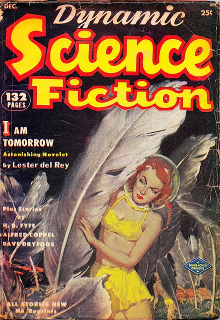 science fiction book cover