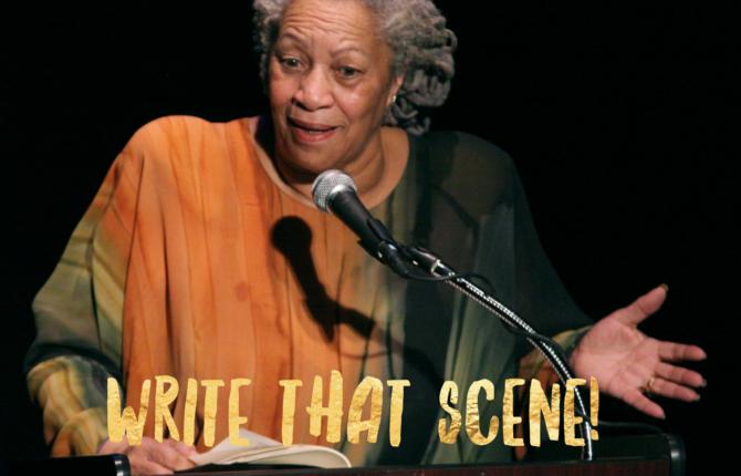 Write that scene!